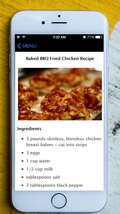 Easy Healthy Chicken Breast Recipes - Best Simple Tasty Chicken Breasts Dish Guide & Tips For Everyone, Let's Cook Today! screenshot-1