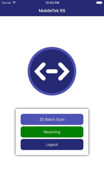 MobileTek RS screenshot-0