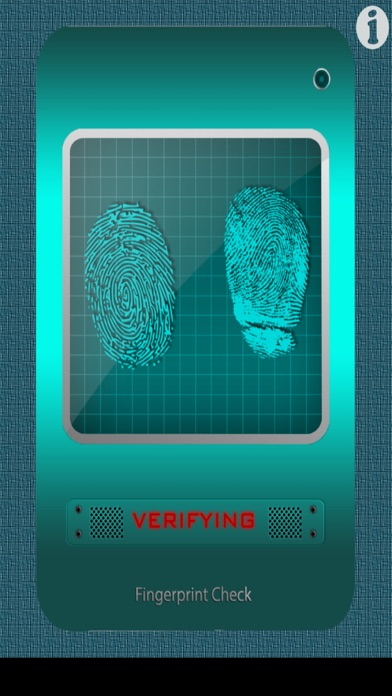 Fingerprint Check - Scan Your Finger For A Record App Analyse et