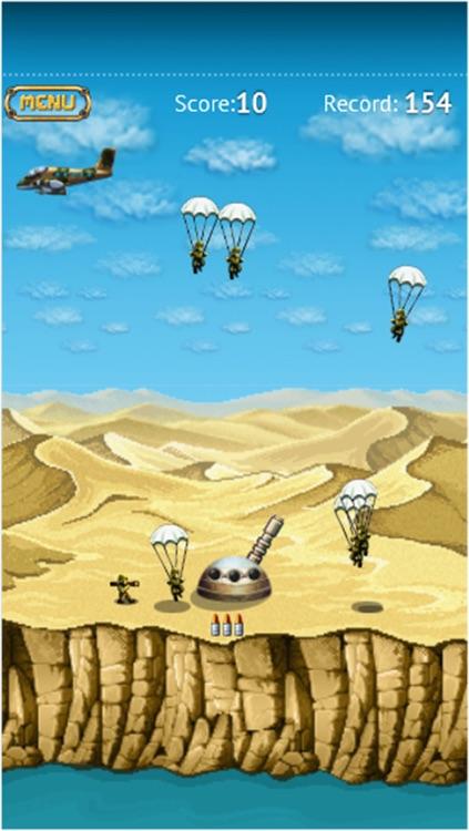 Trooper Defense screenshot-3