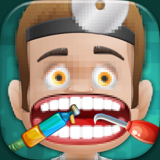 Aaah! Clumsy Tiny Dentist Fix My Crazy Teeth! - Kids Edition icon