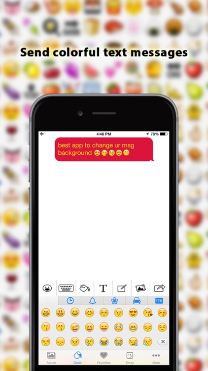 Emoji - Free Color Emojis stickers for whatsapp, Facebook, Messages & Email