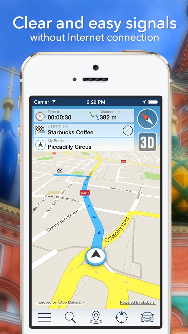 Iran Offline Map + City Guide Navigator, Attractions and Transports Screenshot