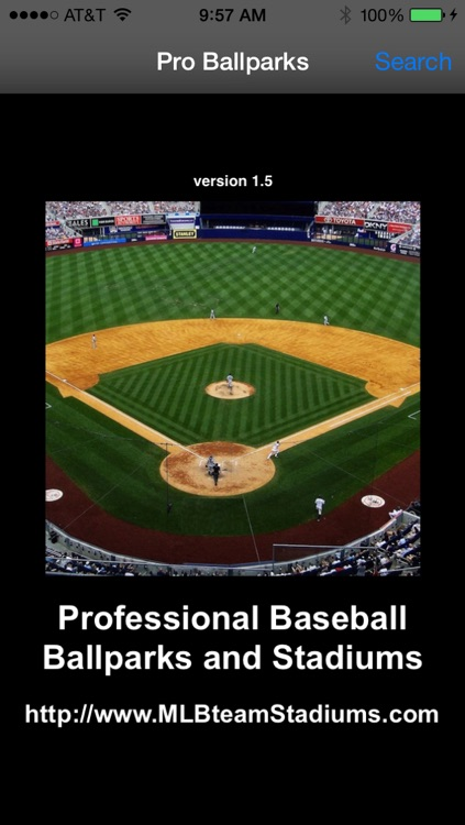 Pro Baseball Teams Ballparks Stadiums