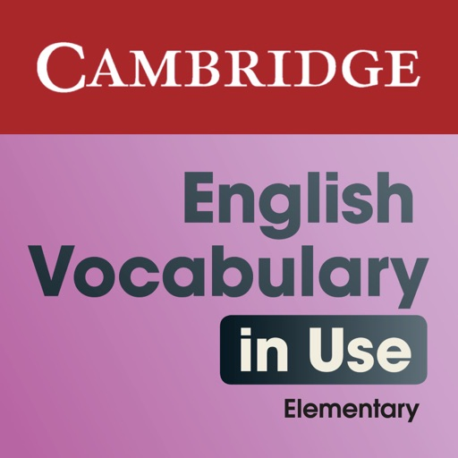 English Vocabulary in Use Elementary Activities