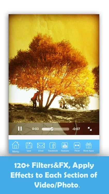 Split Lens 2 Pro Clone Photo Video Editor-Fun Movie Maker for Facebook