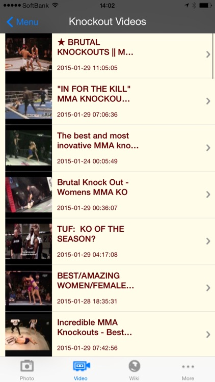 Extreme MMA screenshot-3