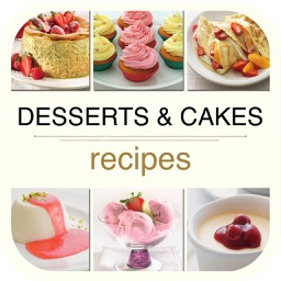 Dessert & Cake Recipes