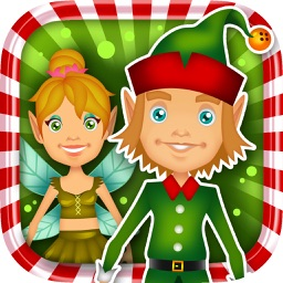 Santas Little Helper Christmas Happy Elf Club Game - Advert Free App