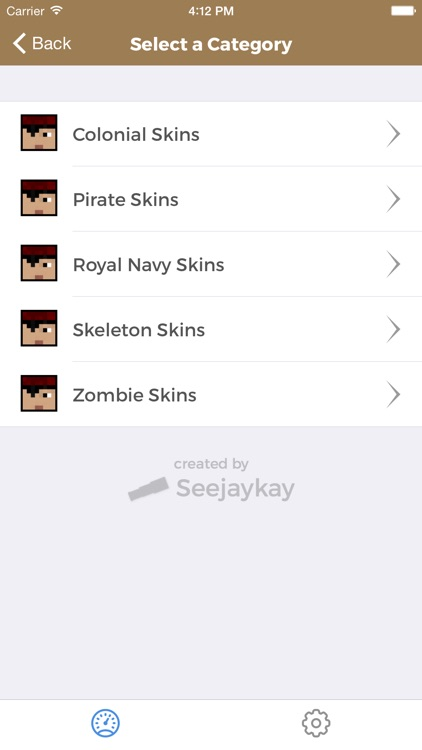 Skins Pro Pirates & Zombies for Minecraft screenshot-3