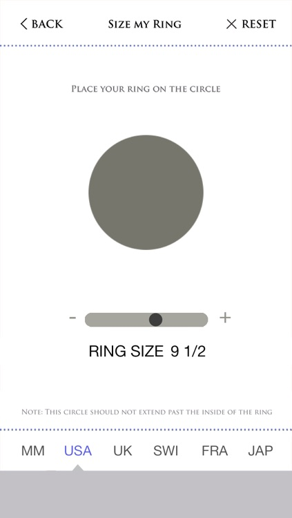 Size Your Ring