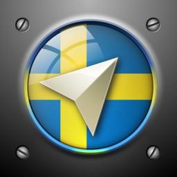 Sweden GPS