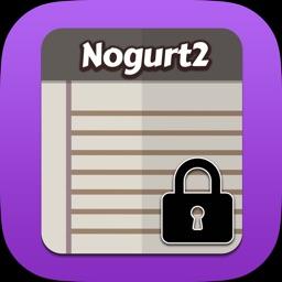 Nogurt2 Private Lock notes