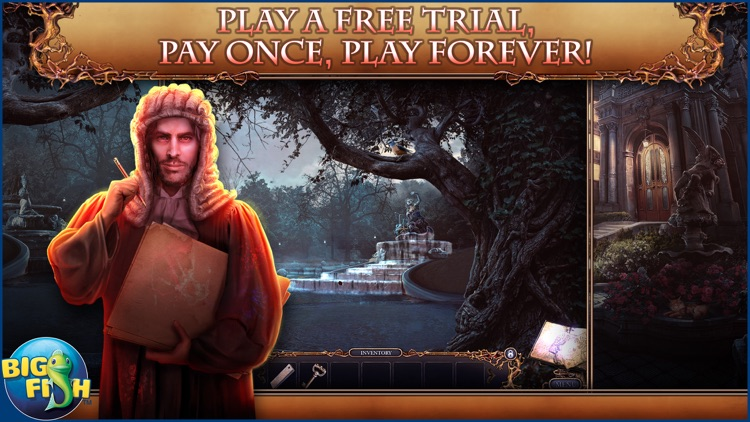 Grim Tales: Color of Fright - A Hidden Object Thriller
