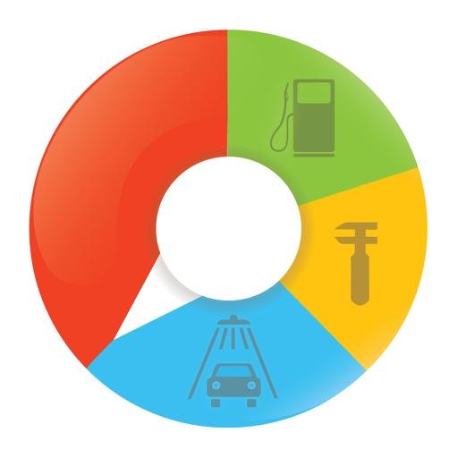 AutoStat - Car expenses, Fuel Log, Gas Economy