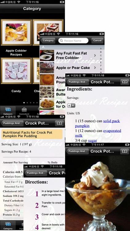 5000+ Dessert Recipes
