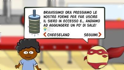 Screenshot of Cheeseland3