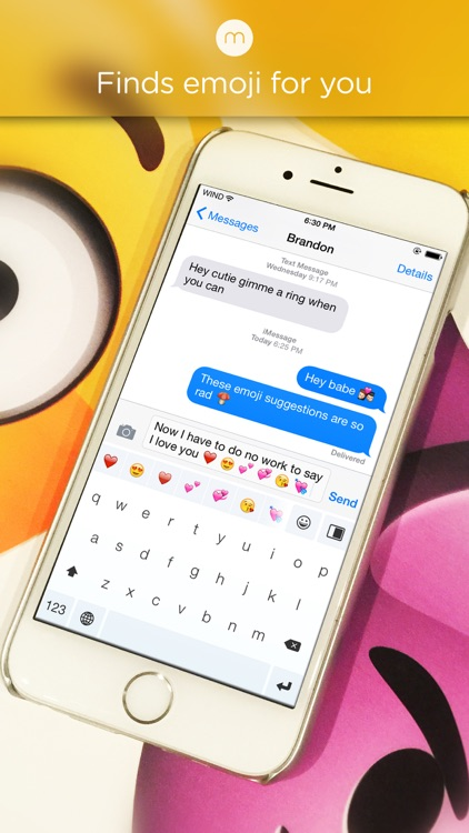 Minuum - The Little Keyboard for Big Fingers: Now with Smart Emoji