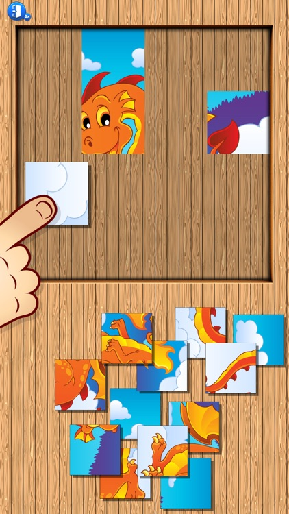 29 Activity Puzzles For Kids - HD screenshot-3