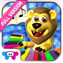 Piano Band Full Version - Popular Children Songs
