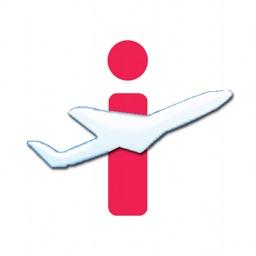 関西空港 iPlane フライト情報