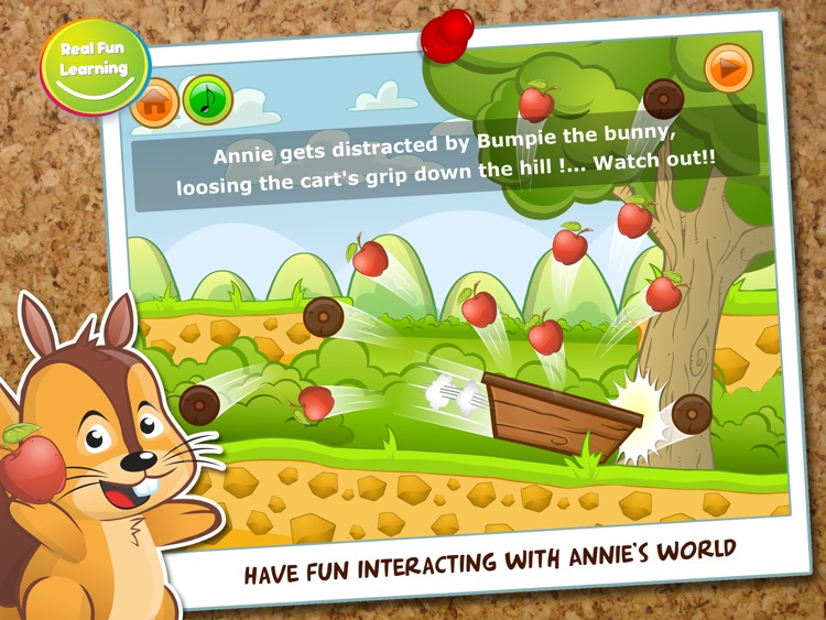 Annie's Picking Apples 2 screenshot-0