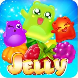 Jelly Star: Match 3 Sweet Jam