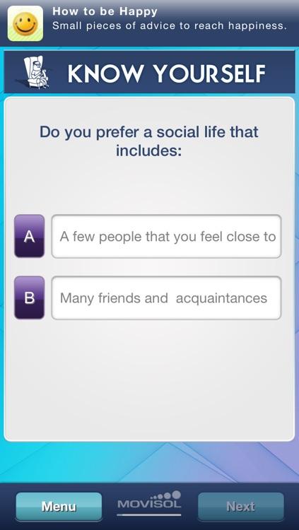 Know Yourself screenshot-3