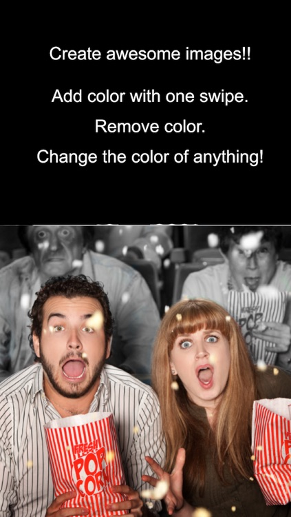 Color Effects - Recolor Pictures; Pop/Edit/Paint Photo Highlights into Twitter and Instagram screenshot-3