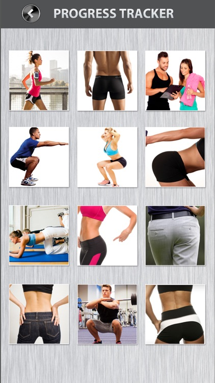 Butt Workout PRO HD - 10 Minute Butt Exercises & Aerobic Squats for Thigh & Leg screenshot-3