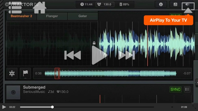 AV For Traktor DJ For iPad screenshot-4