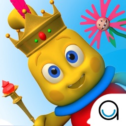 I Am King: 3D Interactive Story Book For Children in Preschool to Kindergarten