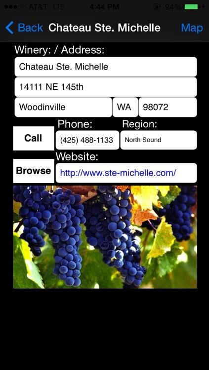 Washington Winery Finder screenshot-3