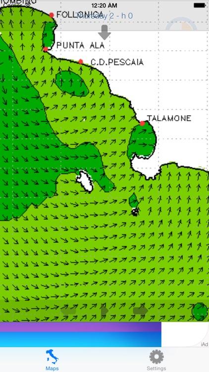 Wind & Sea Giglio screenshot-3