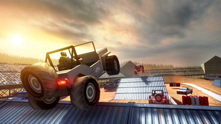 Jeep Stunt Racer Offroad 4x4