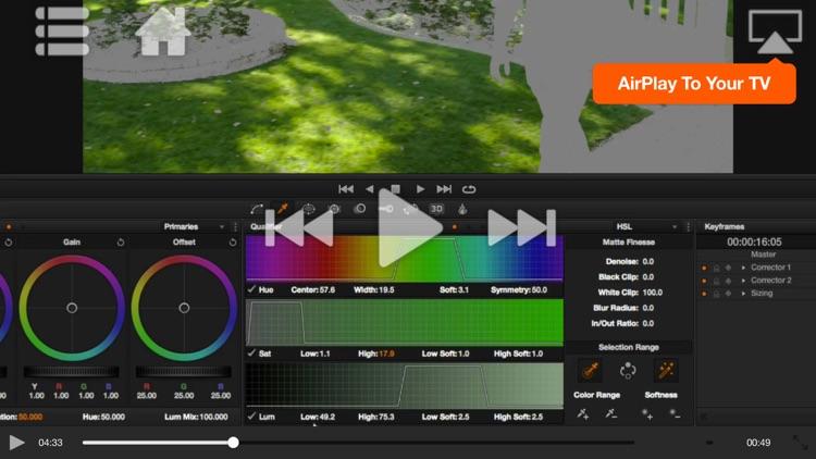 Course For DaVinci Resolve 104 - Secondary Color Grading screenshot-4