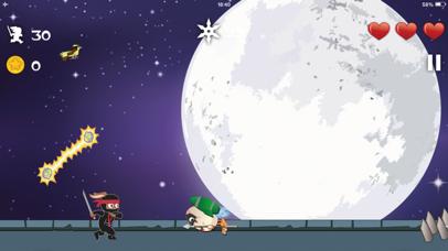 Ninja Bunny - The Bad Egg Adventure - screenshot four