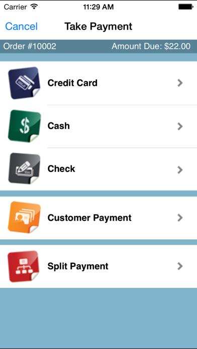 点击获取eBizCharge for credit card processing