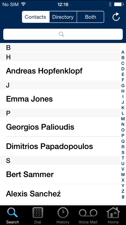 BluStar for iPhone screenshot-3