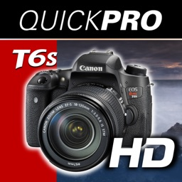 Canon T6s from QuickPro