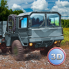 Andrew Kudrin - Army Truck Offroad Simulator 3D Full - Drive military truck! artwork