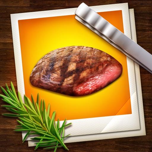 The Photo Cookbook – Barbecue Grilling icon