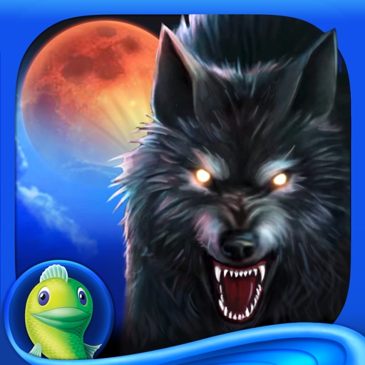 Shadow Wolf Mysteries: Under the Crimson Moon - A Hidden Object Mystery Adventure icon