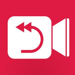 Ícone do app Reverser - Backwards Video Maker with Reverse Cam