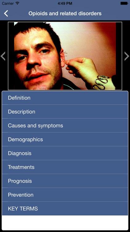 Encyclopedia of Mental Health screenshot-4