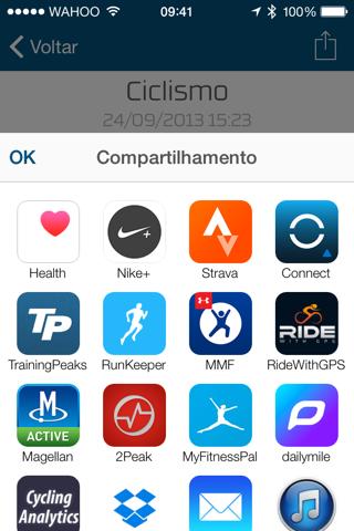 iPhone Captura de ecrã 3