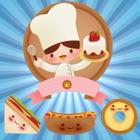 Alimentos para crianças e bebês : jogos de quebra-cabeça na cozinha ! jogos educativos sobre comida icon