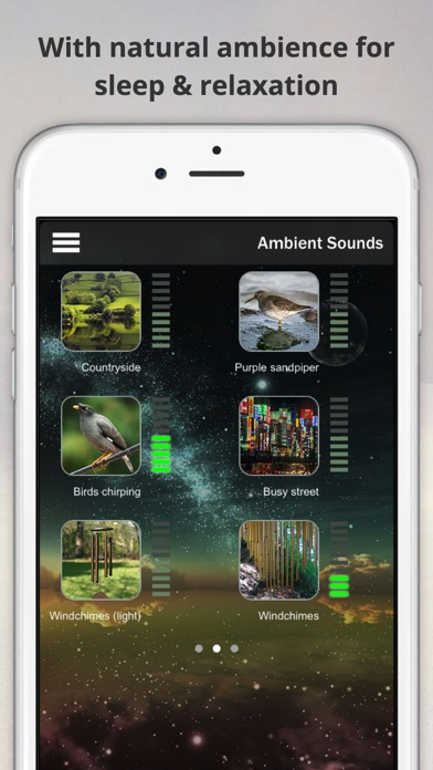 Dream Music Box - Love Songs & Natural Ambience for Sleep and Relaxation screenshot two
