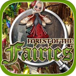 Hidden Objects Forest Fairy