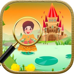 Little Princess of Palace Hidden Objects